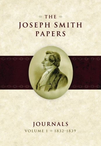 First Vision - Joseph Smith Papers, Journals, volume 1