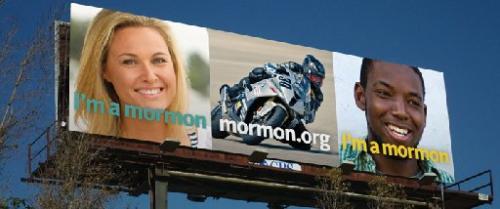 Mormon Billboard